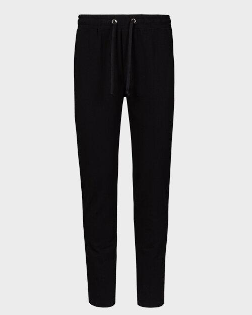 Spodnie Philip Louis NOS_M-TRO-0032 NOS _BLACK czarny