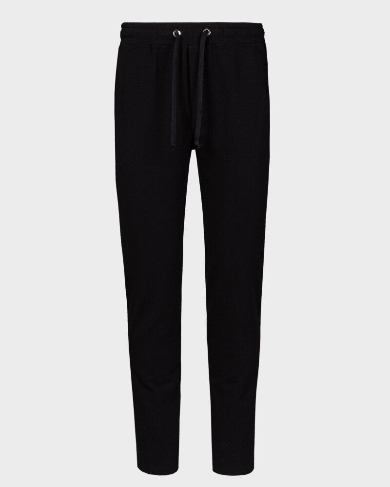 Spodnie Philip Louis NOS_M-TRO-0032 NOS _BLACK czarny - fot:1