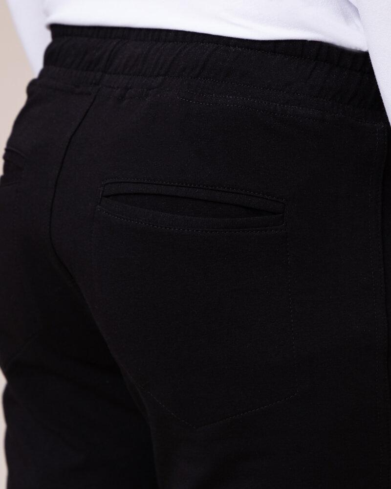 Spodnie Philip Louis NOS_M-TRO-0032 NOS _BLACK czarny - fot:5