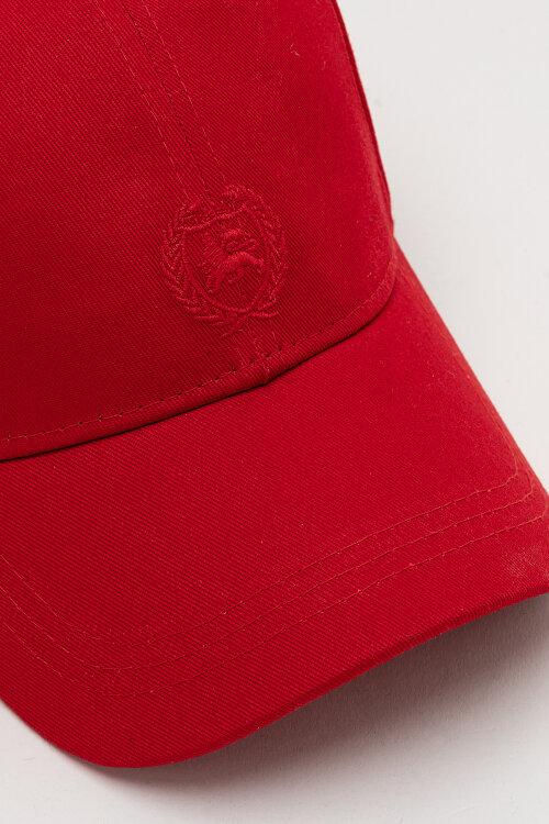 Czapka Lerros 5006000_360 czerwony