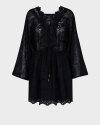 Sukienka Trussardi Jeans 56D00324_1T003472_K299 czarny