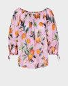 Koszula Iblues ALISSO_71111402_004 różowy