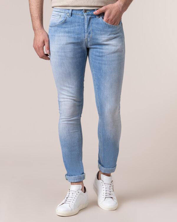 Spodnie Dondup UP232_DS0107U_800 niebieski