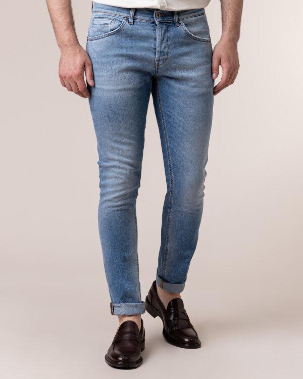 Spodnie Dondup UP232_DS0222U_800 niebieski