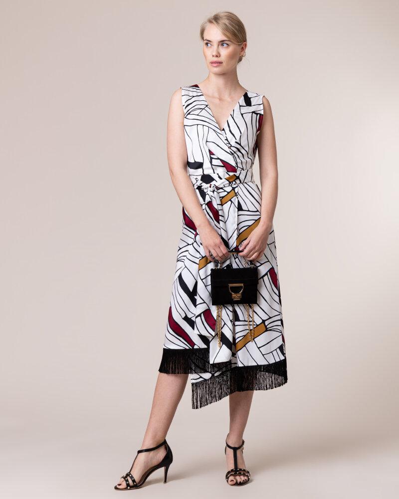 Sukienka Iblues MAPPA_72210402_001 biały - fot:2