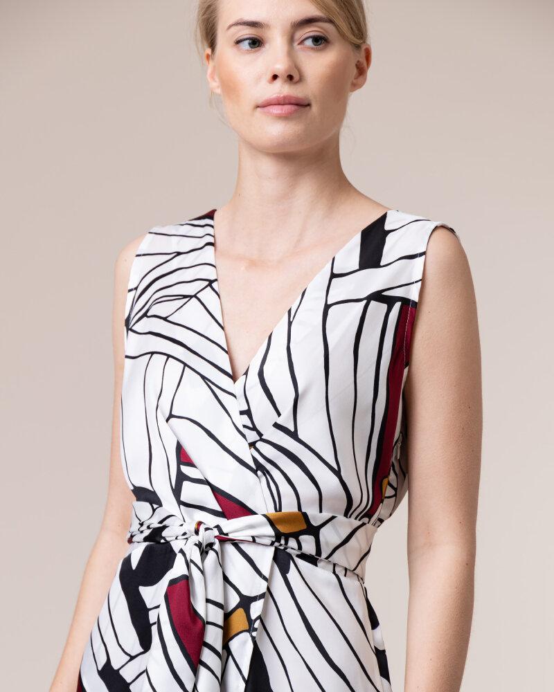 Sukienka Iblues MAPPA_72210402_001 biały - fot:3