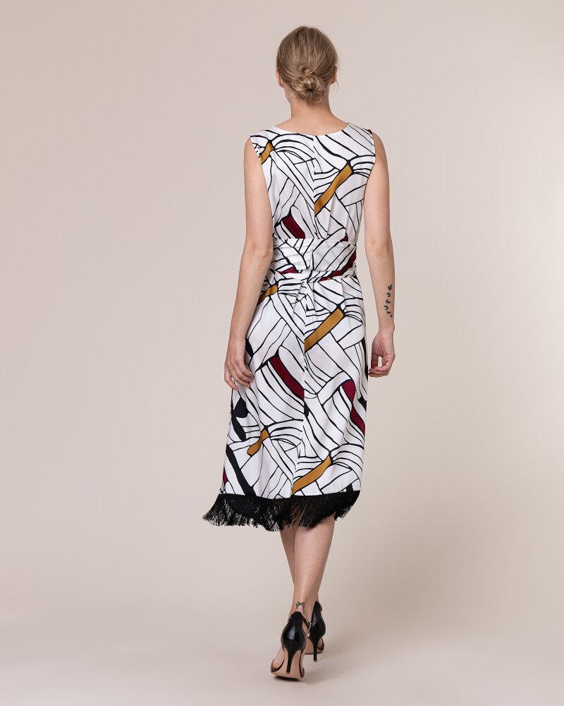 Sukienka Iblues MAPPA_72210402_001 biały - fot:4