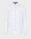 Koszula Colours & Sons 9120-220_221 WHITE biały