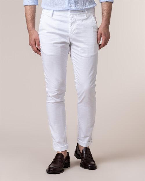 Spodnie Dondup UP235_RSE036U_000 biały