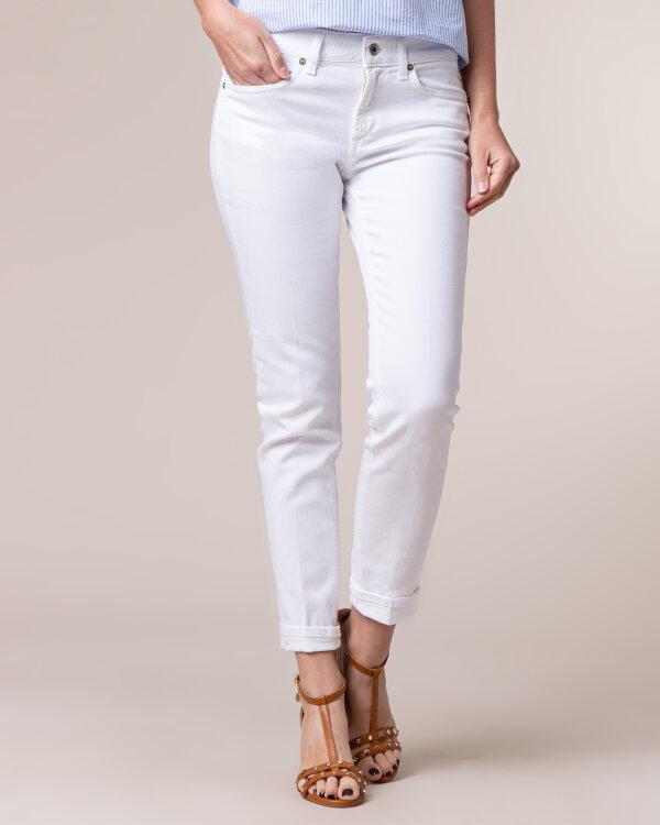 Spodnie Dondup P692_BS0009D_000 biały