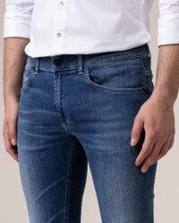 Spodnie Dondup UP232Z_DSE245U_800 niebieski- fot-2