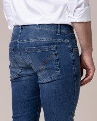 Spodnie Dondup UP232Z_DSE245U_800 niebieski- fot-3