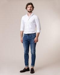 Spodnie Dondup UP232Z_DSE245U_800 niebieski- fot-4