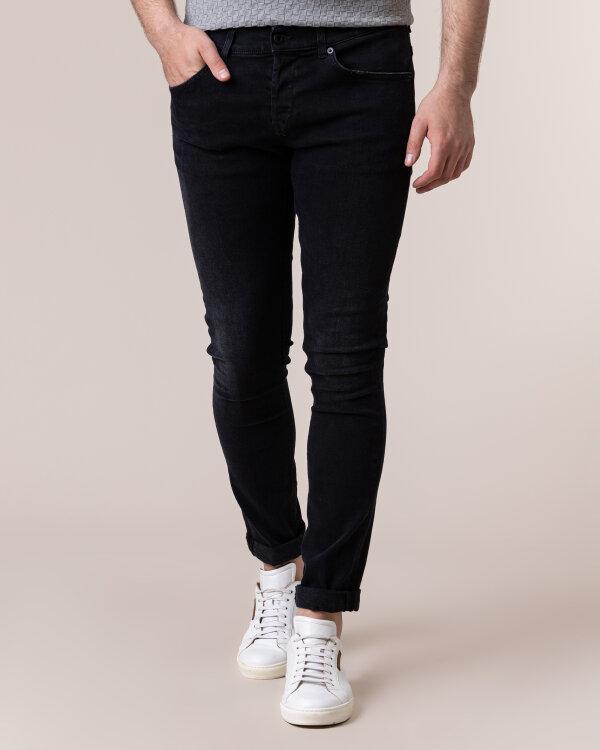Spodnie Dondup UP232_DS0236U_999 czarny