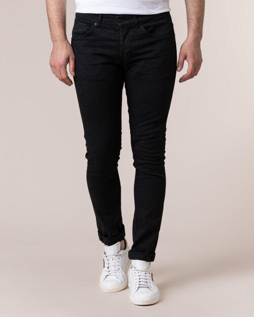 Spodnie Dondup UP232_BSE027U_999 czarny
