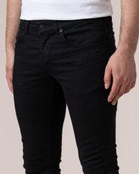 Spodnie Dondup UP232_BSE027U_999 czarny- fot-2