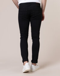 Spodnie Dondup UP232_BSE027U_999 czarny- fot-3