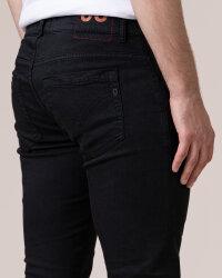 Spodnie Dondup UP232_BSE027U_999 czarny- fot-4