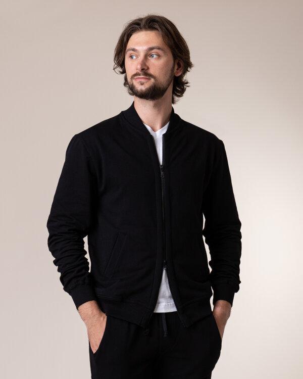 Bluza Philip Louis NOS_M-BLO1-0020 NOS_BLACK/D czarny