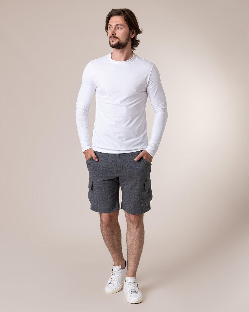T-Shirt Philip Louis NOS_M-TSH-0043 NOS_WHITE biały - fot:5