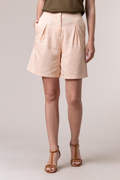 Spodnie Na-Kd 1018-005315_APRICOT pomarańczowy