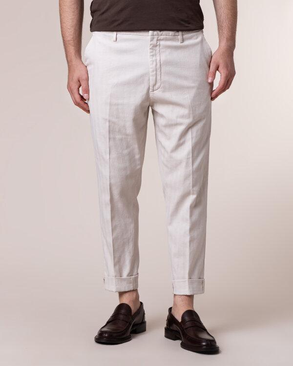 Spodnie Dondup UP531_CSE100U_005 beżowy