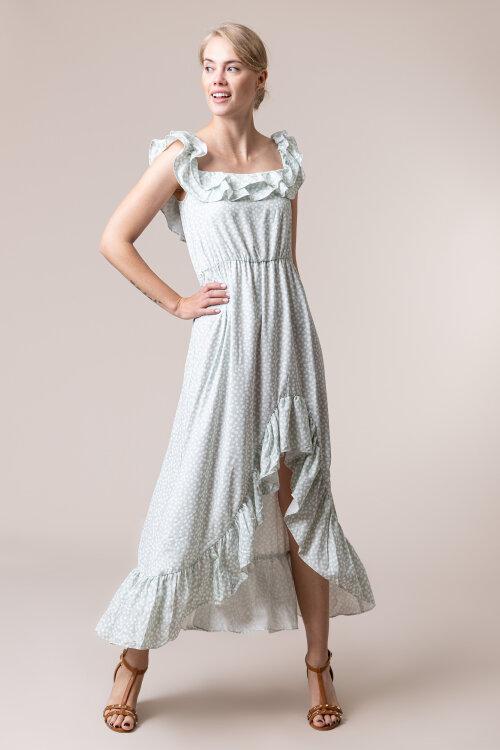 Sukienka Na-Kd 1018-005330_GREEN PRINT zielony