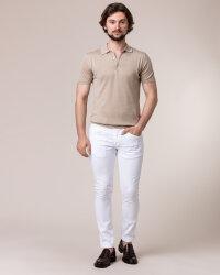 Spodnie Dondup UP232_BSE027U_000 biały- fot-3