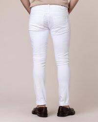 Spodnie Dondup UP232_BSE027U_000 biały- fot-4