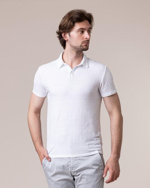 Polo Daniele Fiesoli DF1239_0001 biały