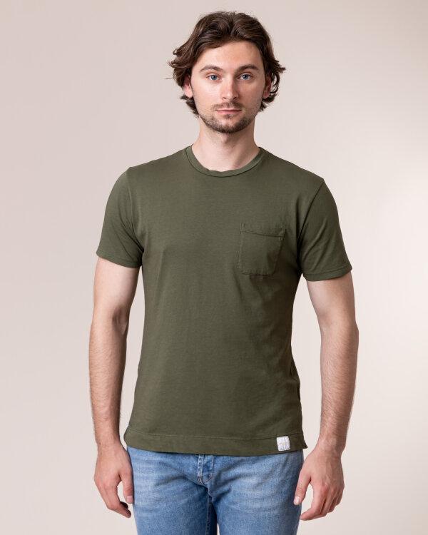 T-Shirt Daniele Fiesoli DF0630_0143 zielony
