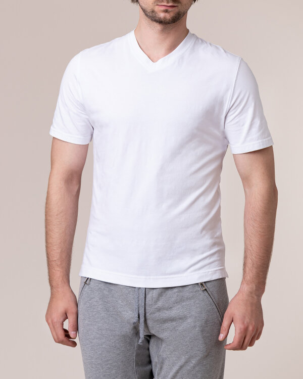 T-Shirt Philip Louis NOS_M-TSH-0041 NOS_WHITE biały