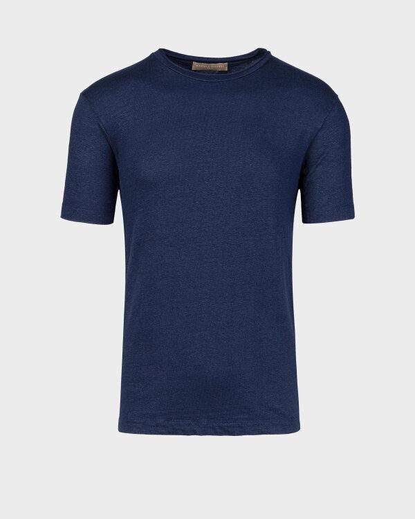 T-Shirt Daniele Fiesoli DF1235_0324 granatowy