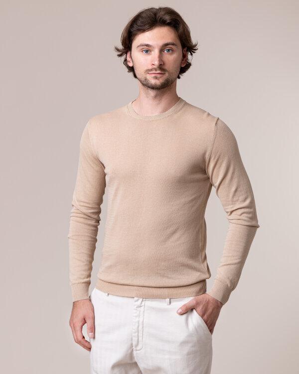 Sweter Daniele Fiesoli DF0303_0032 beżowy