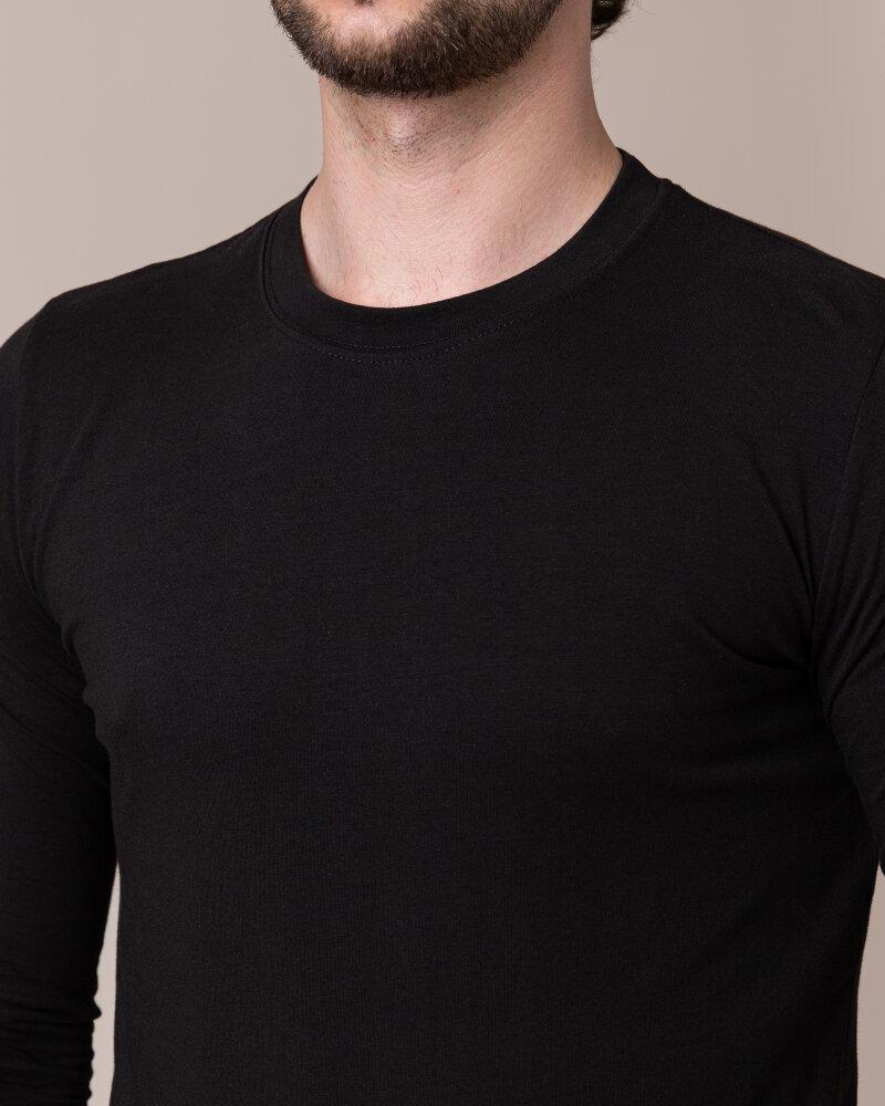 T-Shirt Philip Louis NOS_M-TSH-0044 NOS_BLACK czarny - fot:3