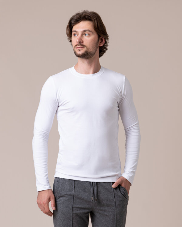 T-Shirt Philip Louis NOS_M-TSH-0044 NOS_WHITE biały