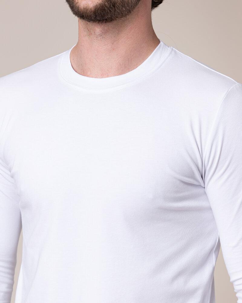 T-Shirt Philip Louis NOS_M-TSH-0044 NOS_WHITE biały - fot:3