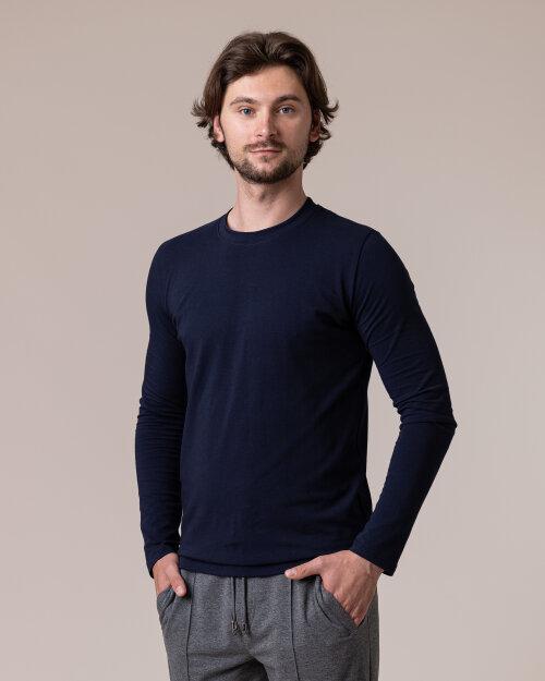 T-Shirt Philip Louis NOS_M-TSH-0044 NOS_NAVY granatowy