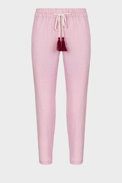 Spodnie Femi Stories KAY_PPNK różowy