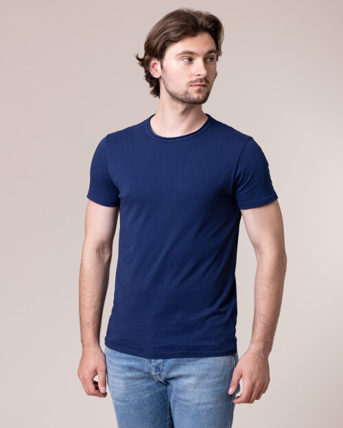 T-Shirt Daniele Fiesoli DF0620_0024 granatowy