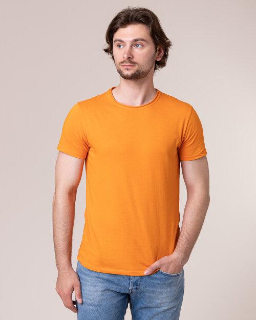 T-Shirt Daniele Fiesoli DF0620_0152 pomarańczowy