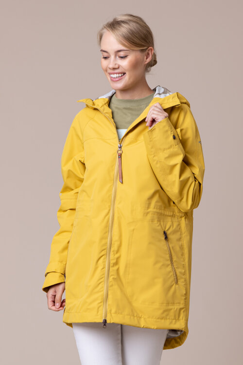 Płaszcz Camel Active 3E03310454_60 żółty