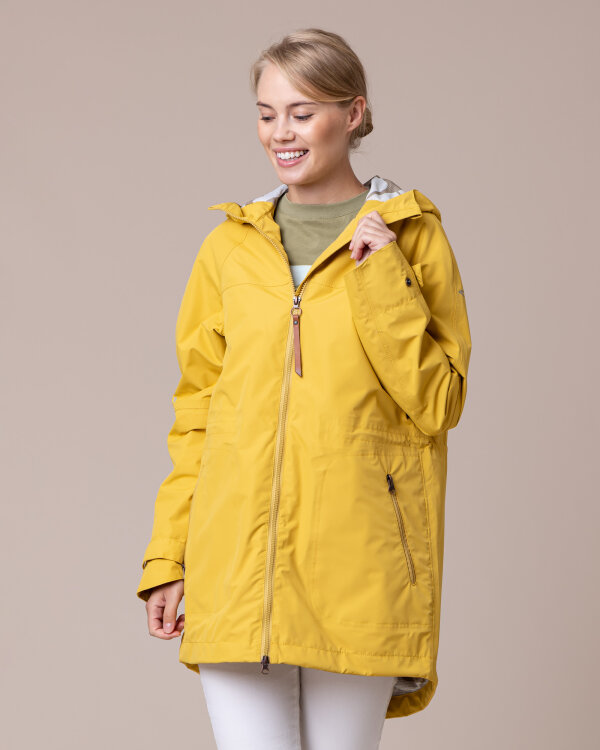 Płaszcz Camel Active 3E03310454_60 Żółty Camel Active 3E03310454_60 żółty