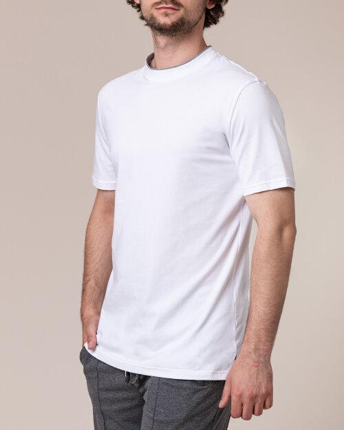 T-Shirt Philip Louis NOS_M-TSH-0033 NOS_WHITE biały