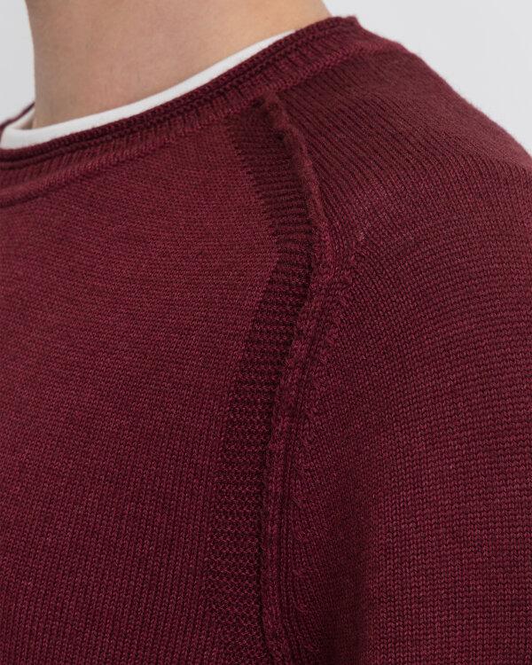 Sweter Fynch-Hatton 1219902_370 bordowy