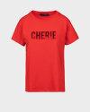 T-Shirt Trussardi Jeans 56T00253_1T003610_R180 czerwony