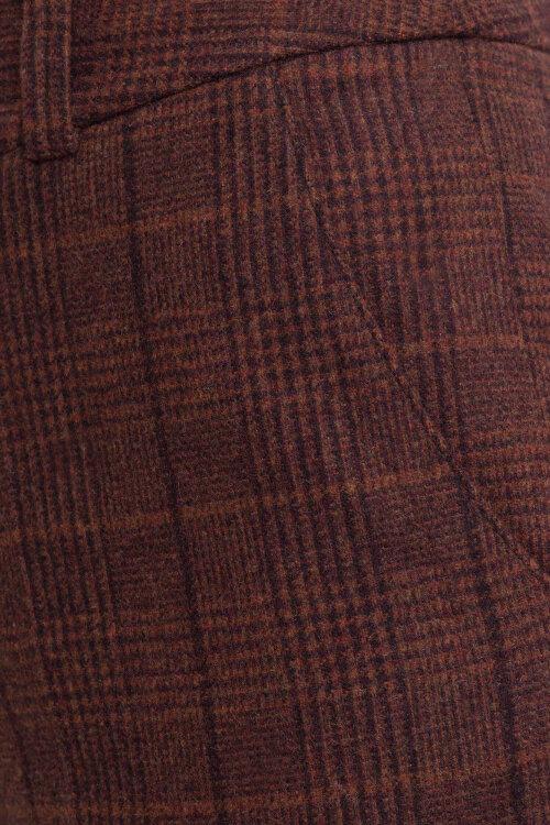 Spodnie Kossmann KF-CD88-2-04--15_BORDO bordowy