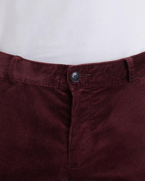 Spodnie Carl Gross 92-565R0 / 139353_42 bordowy