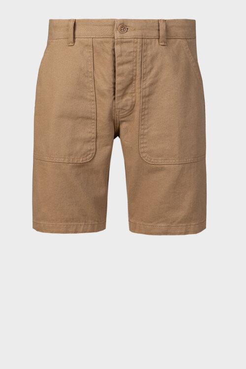 Spodnie Knowledgecotton Apparel 50191_1019 beżowy
