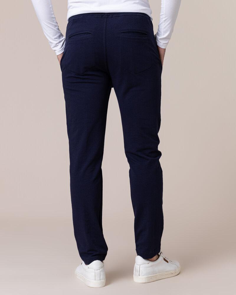 Spodnie Philip Louis NOS_M-TRO-0032 NOS _NAVY granatowy - fot:7